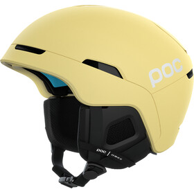 POC Obex Spin Casco, light sulfur yellow